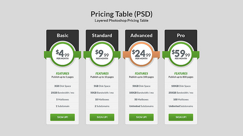 saas pricing strategy