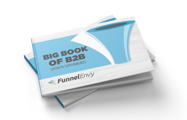 Big Book of B2B Growth Experiments